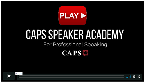 Watch the CAPS Academy Trailer