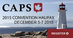 2015 CAPS Convention in Halifax